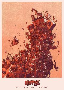 Bringmann&Kopetzki Quality Beats & Madness Poster 59,4cm x 84,1cm