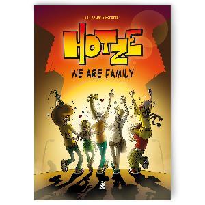 Bringmann&Kopetzki HOTZE 3 - WE ARE FAMILY Book