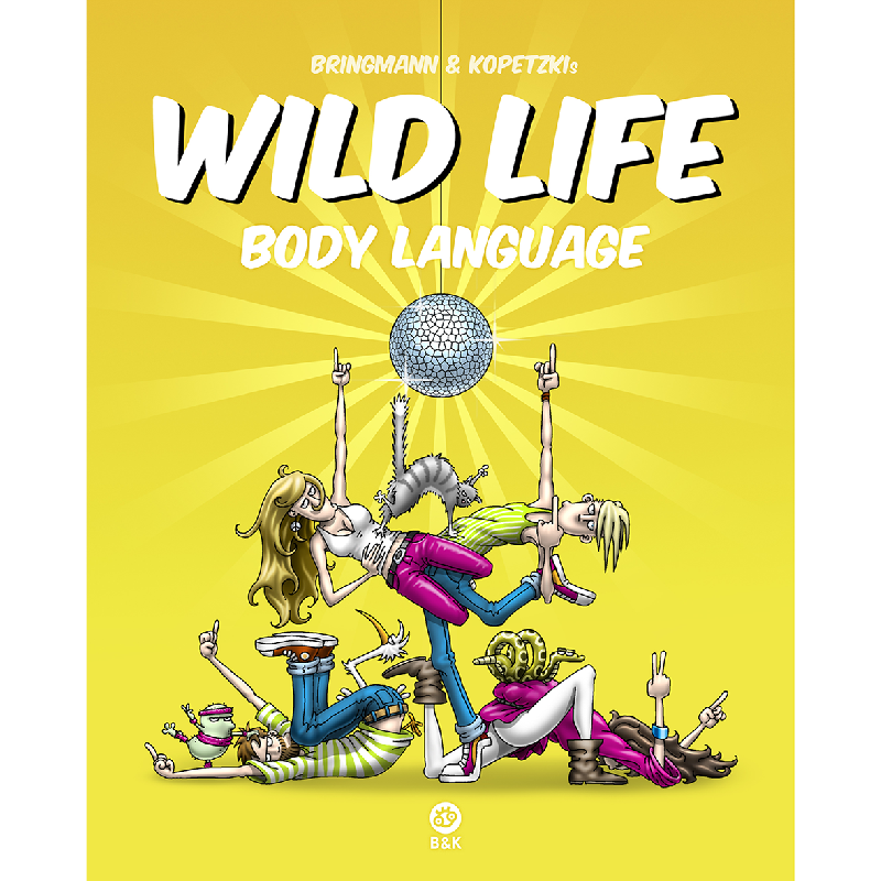 Bringmann&Kopetzki Wild Life - Body Language Book