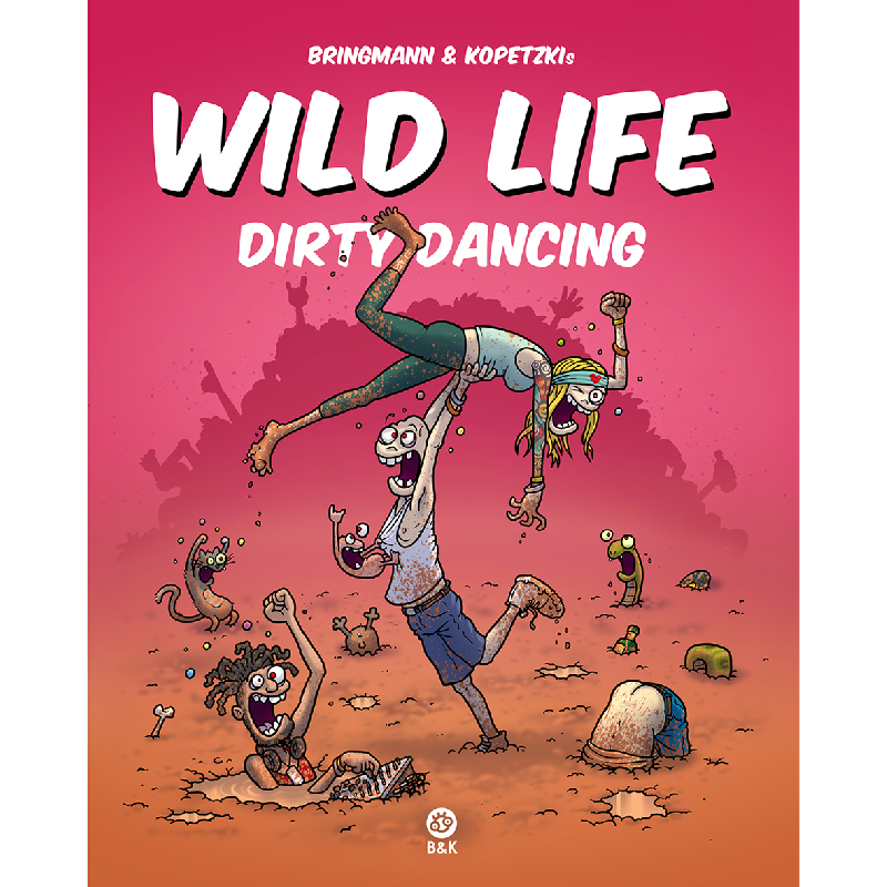 Bringmann&Kopetzki Wild Life - Dirty Dancing Book