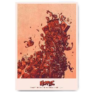 Bringmann&Kopetzki Poster Bundle DIN A2 Poster