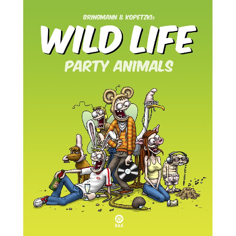 Bringmann&Kopetzki WILD LIFE 2 - SIGNIERT Buch, Restposten Hardcover