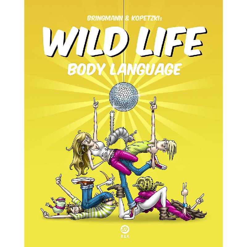 Bringmann&Kopetzki WILD LIFE 3 - SIGNIERT Buch